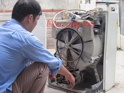 Sửa máy giặt Hitachi tại Hải Dương
