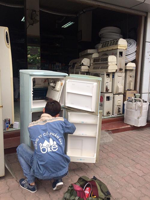 Sửa tủ lạnh giá rẻ tại Hải Dương
