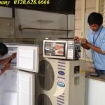 Dịch Vụ Sửa Tủ Lạnh Tại Huyện Thanh Hà Chuyên Nghiệp Giá Rẻ