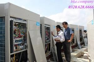 Sửa điều hòa khu công nghiệp tại Hải Dương