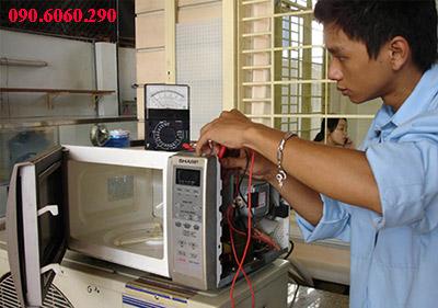 dịch vụ Sửa lò vi sóng tại hải Dương