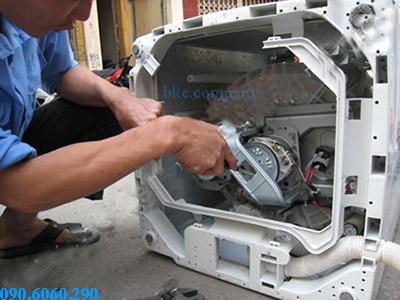 Sửa các loại máy giặt sanyo tại Hải Dương