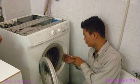 Sửa máy giặt chuyên nghiệp nhất Hải Dương