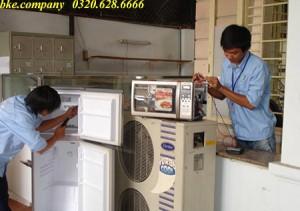 sửa tủ lạnh tại Hải Dương