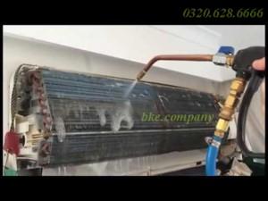 vệ sinh điều hòa giá rẻ tại Hải Dương