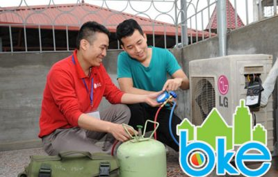 Sửa chữa điều hòa LG tại Hải Dương