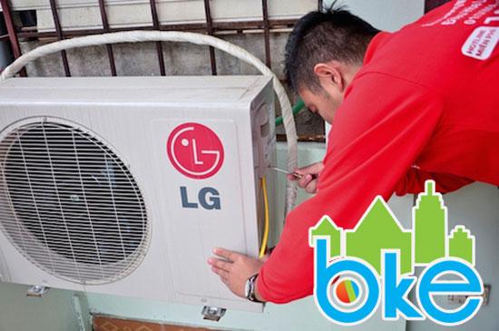 Sửa điều hòa LG tại Hải Dương
