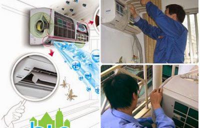Sửa chữa điều hòa Nagakawa tại Hải Dương tại nhà