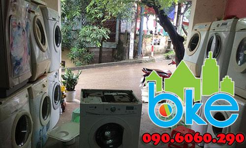 Bán máy giặt cũ tại hải Dương