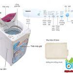 Hướng Dẫn Cách Sử Dụng Máy Giặt Toshiba Từ A Đến Z