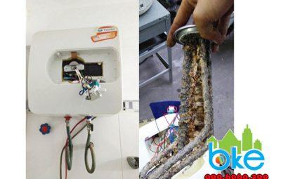 Sửa bình nóng lạnh Olympic tại Hải Dương