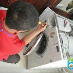 Sửa máy giặt Aqua tại Hải Dương dịch vụ chữa máy giặt tại nhà