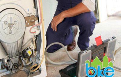 Sửa chữa máy giặt National tại Hải Dương