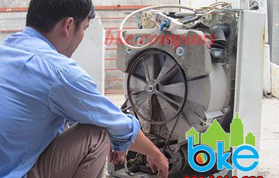 Sửa máy giặt Midea tại Hải Dương