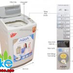 Hướng Dẫn Cách Sử Dụng Máy Giặt Aqua 8kg Tiết Kiệm Điện