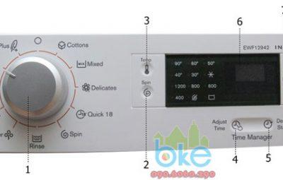 Cách Sử Dụng Máy Giặt Electrolux 9kg Hiệu Quả Và Tiết Kiệm