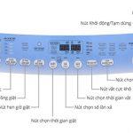 Hướng Dẫn Cách Sử Dụng Máy Giặt Toshiba 9KG