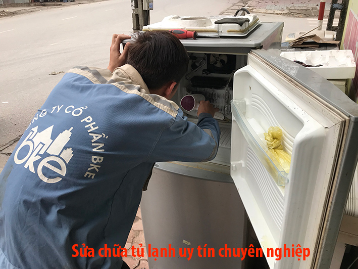 Dịch vụ sửa Tủ Lạnh Tại Huyện Nam Sách
