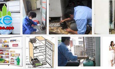 Sửa chữa tủ lạnh Sanyo tại Hải Dương