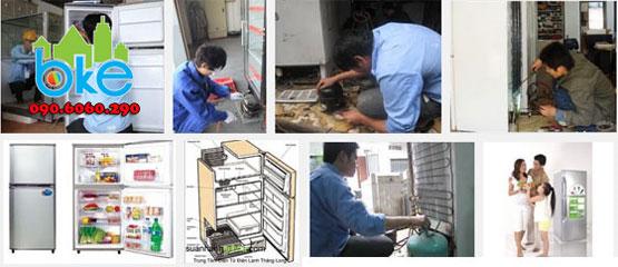 dịch vụ Sửa Tủ Lạnh Tại Huyện Kim Thành