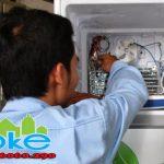 Sửa Tủ Lạnh Sharp Tại Hải Dương – Dịch Vụ Sửa Chữa Uy Tín