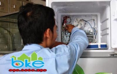 Sửa chữa Tủ Lạnh Sharp Tại Hải Dương