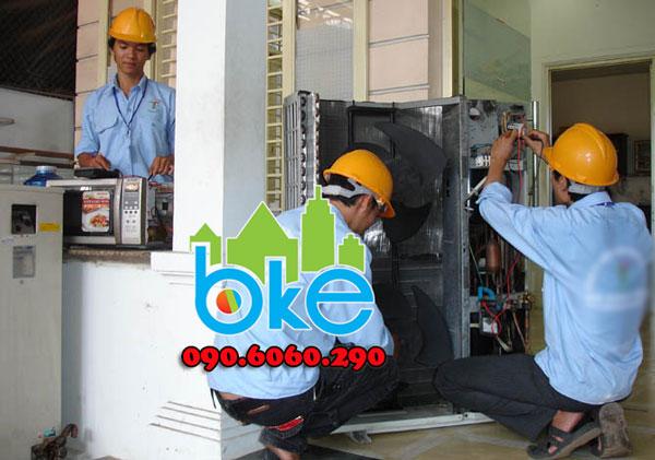Sửa chữa tủ lạnh Side by side tại Hải Dương