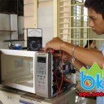 Sửa Lò Vi Sóng Electrolux Tại Hải Dương Chuyên Nghiệp