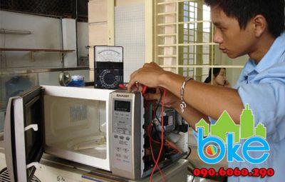 Sửa Lò Vi Sóng Electrolux Tại Hải Dương