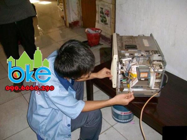 Sửa chữa Lò Vi Sóng Sanyo Tại Hải Dương