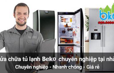 sửa tủ lạnh Beko tại hải dương