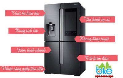Sửa Tủ Lạnh Inverter Tại Hải Dương