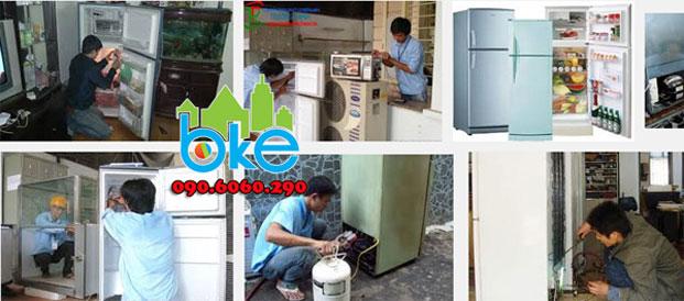 Sửa tủ lạnh Side by side tại Hải Dương