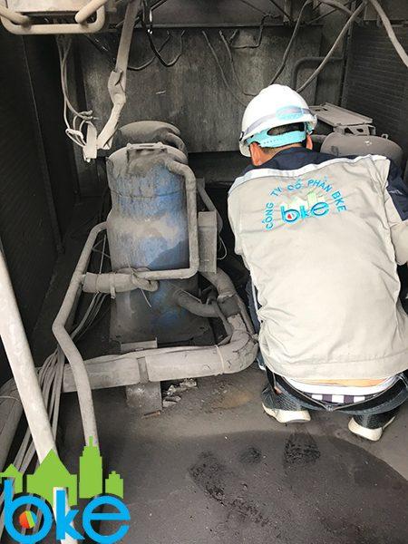 Sửa điều hòa Trane giá rẻ tại Hải Dương