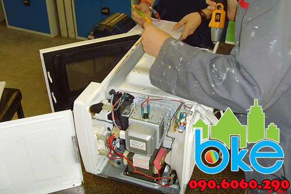 Sửa Lò Vi Sóng LG Tại Hải Dương1