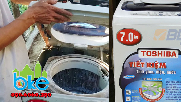 Sửa máy giặt tại huyện Kinh Môn