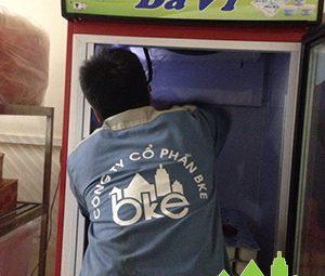 Sửa Tủ Lạnh Tại Huyện Ninh Giang Giá Rẻ Uy Tín