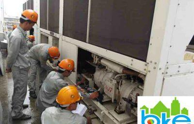 Sửa điều hòa Chiller FCU tại Hải Dương Giá Rẻ Chuyên Nghiệp