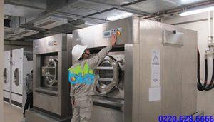 Sửa máy giặt máy sấy công nghiệp tại Hải Dương