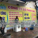 Sửa Máy Sấy LG Tại Hải Dương – Bke.company trung tâm điện lạnh