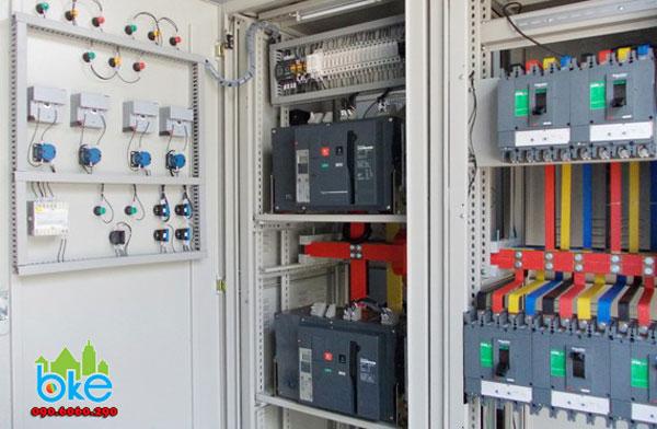 Lắp đặt tủ điện công nghiệp tại Hải Dương