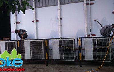 Dịch vụ sửa chữa điều hòa tại khu công nghiệp Hưng Đạo uy tín