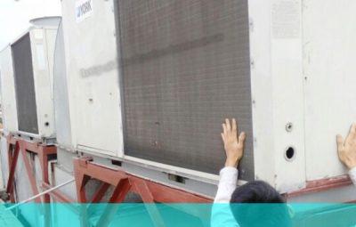 Dịch vụ bảo trì sửa điều hòa tại khu công nghiệp Bình Giang
