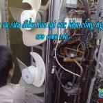 Dịch vụ bảo dưỡng sửa điều hòa tại khu công nghiệp Cộng Hòa
