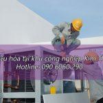 Bảo Trì sửa điều hòa tại khu công nghiệp Kim Thành uy tín