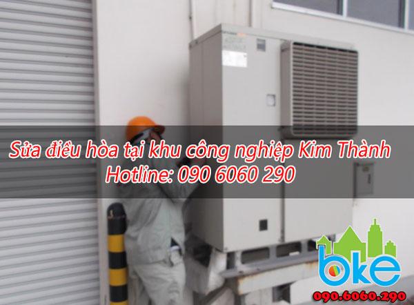 Bảo Dưỡng sửa điều hòa tại khu công nghiệp Lương Điền