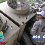 Sửa điều hòa tại khu công nghiệp Tàu Thủy Lai Vu