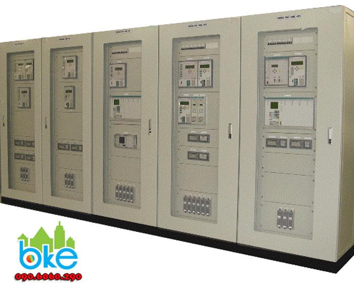 Tủ điện đồng bộ hóa