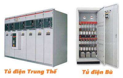 Cung cấp tủ điện công nghiệp tại Hải Dương