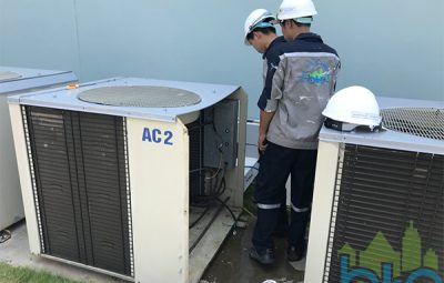 Sửa điều hòa công nghiệp Carrier tại Hải Dương